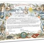 Equator certificate