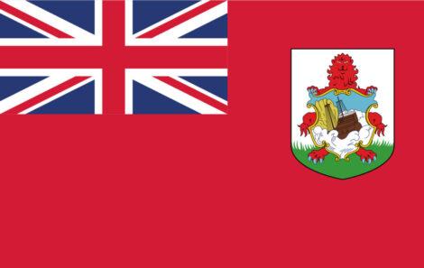 Gæsteflag Bermuda