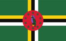 Gæsteflag Dominica