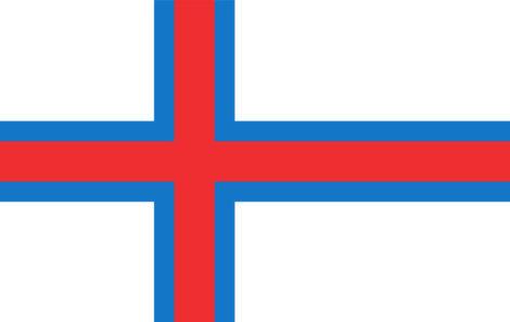 Gæsteflag Færøerne