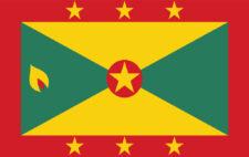 Gæsteflag Grenada