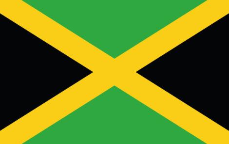 Gæsteflag Jamaica
