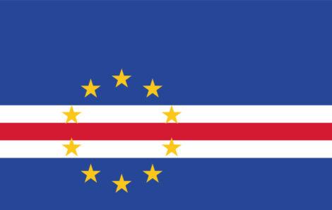 Gæsteflag Kap Verde