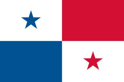 Gæsteflag Panama