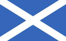 Gæsteflag Skotland