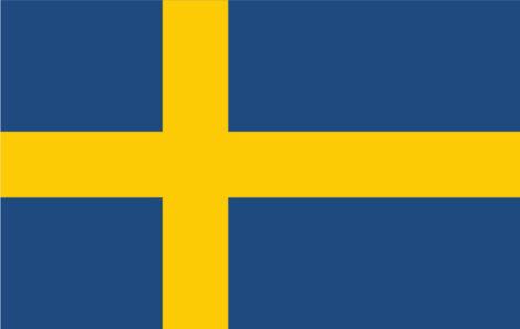 Gæsteflag Sverige