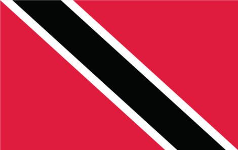 Gæsteflag Trinidad & Tobago