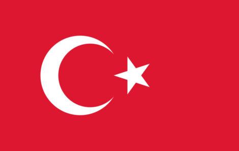 Gæsteflag Tyrkiet