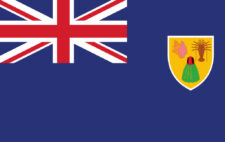 Gæsteflag Turks & Caicos