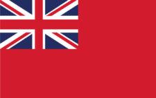 Gæsteflag Storbritannien
