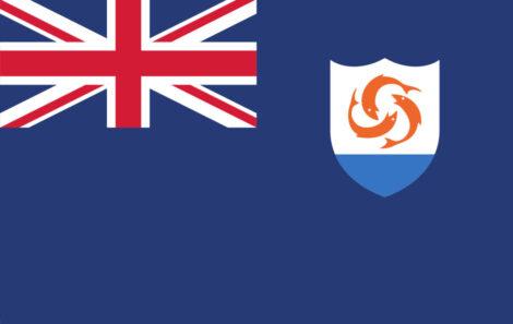 Gæsteflag Anguilla