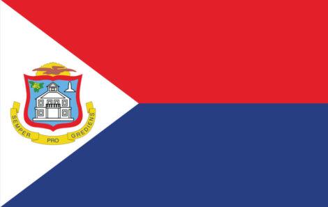 Gæsteflag Sint Maarten