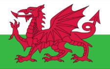 Gæsteflag Wales