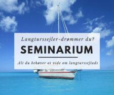Seminar om langturssejlads